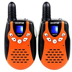 Retevis RT-602 Walkie Talkie 22 Channel FRS/GMRS UHF 462.562