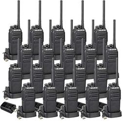 Retevis H-777S Walkie Talkies Rechargeable Scrambler Securit