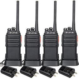 Retevis H-777S Two-way Radios Rechargeable Walkie Talkies wi