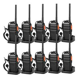 Retevis H-777S Two-Way Radios Long Range Rechargeable FRS Ra