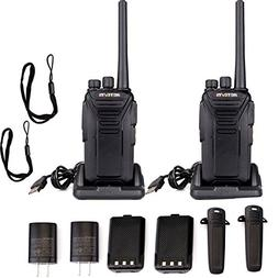Retevis RT27 Walkie Talkies for Adults FRS 2 Way Radios Long