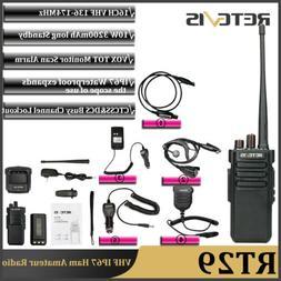 Retevis RT29 10W Walkie Talkies VHF VOX TOT Scan Long Range