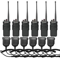 Retevis RT29 2 Way Radios UHF 10W 3200mAh Long Range VOX Enc