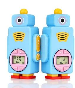 RT36 Kids FRS License-free Walkie Talkie 14CH USB Rechargeab