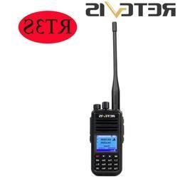 Retevis RT3S Digital DMR Walkie Talkies Dual Band DCDM TDMA