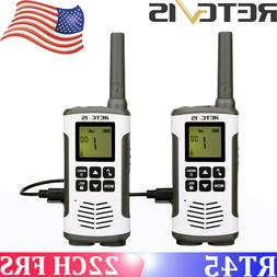 rt45 22ch walkie talkies frs 2way radio