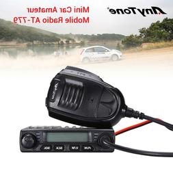 Single Band 18W UHF Portable Car Mobile Radio CB Ham Two Way
