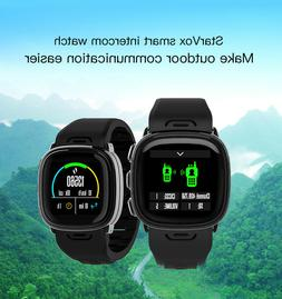 Smart watch GPS Compass Walkie-talkie Thermometer thermomete