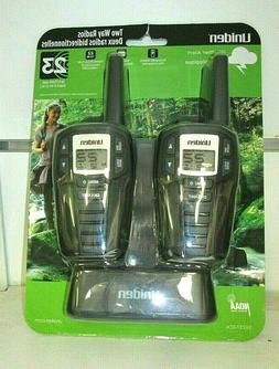 Uniden SX237-2CK Up to 23-Mile Range FRS Two-Way Radio Walki