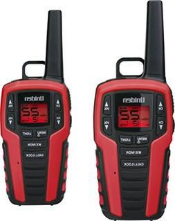 Uniden SX327-2CK 32-Mile FRS/GMRS Two-Way Radios with Chargi
