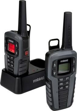 Uniden SX377-2CKHS Up to 37 Mile Range FRS Two-Way Radio Wal