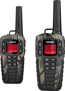 Uniden SX377-2CKHSM Up to 37 Mile Range FRS Two-Way Radio Wa