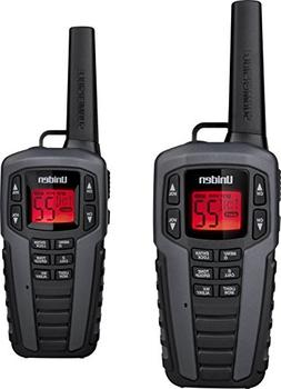 Uniden SX507-2CKHS Up to 37 Mile Range FRS Two-Way Radio Wal