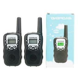 BAOFENG T-3 Walkie Talkie Battery Save LCD Flashlight Two Wa