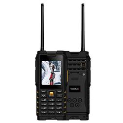 IOUTDOOR T2 Walkie Talkie Mobile Phone 2.4 inch 4500mAh Batt