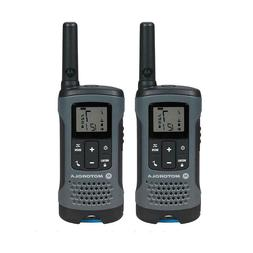 Motorola T200 Talkabout Rechargeable Two-Way Radios Walkie T