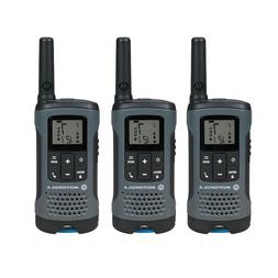 Motorola T200TP Talkabout Rechargeable Two-Way Radios Walkie