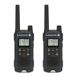 Motorola T460 Talkabout T460 Rechargeable Two-Way Radio Pair