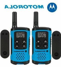 Motorola Talkabout T100 Walkie Talkie 2 Pack Set 16 Mile Two