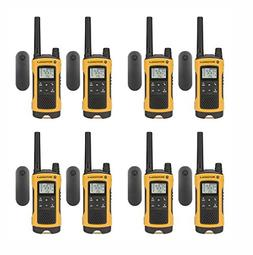 Motorola Talkabout T402 FRS/GMRS Two-Way Radio 8-Pack