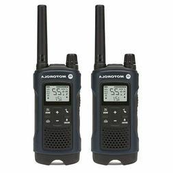Motorola Talkabout T460 Rechargeable 2-way Radios Walkie Tal