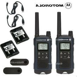 Motorola Talkabout T460 Walkie Talkie Set 35 Mile Two Way Ra