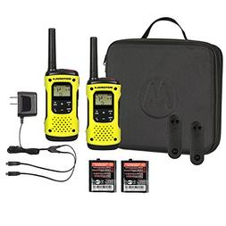 Motorola Talkabout T600 H2O Walkie Talkie Two Way Radio Wate