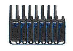 Motorola Talkabout T800 Two-Way Radio/Walkie Talkie with Blu