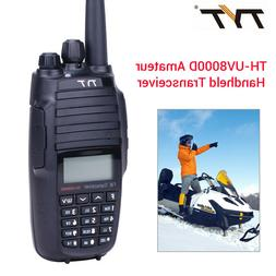 TYT TH-UV8000D 10Watts UV Dual Band Walkie Talkie Two Way Am