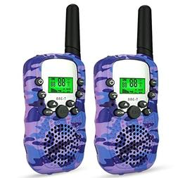 DIMY Toys for 3-12 Year Old Girls, Walkie Talkies for Kids T