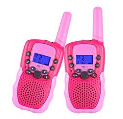 Toys for 3-12 Year Old Girls,Walkie Talkies for Kids with 22