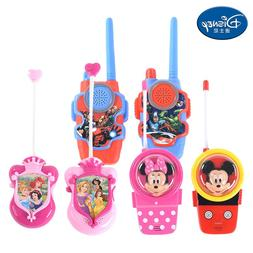 Disney toys for children <font><b>walkie</b></font>-<font><b