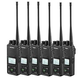 Two Way Radio, SAMCOM FPCN10A GMRS Walkie Talkie 20 Channels
