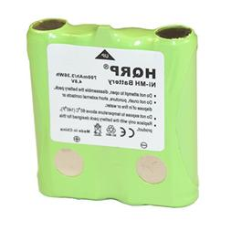 HQRP Two-Way Radio Rechargeable Battery Pack compatible with
