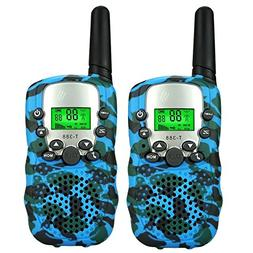 Tisy Two Way Radios for Adult Boys Girls, Long Range Two Way