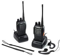 GoTalkie Two-Way Radios – 400-470MHz CTCSS/DCS Walkie Talk