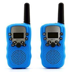 Aledy Two Ways Radio Toy Walkie Talkie for Kids, 2 Miles Ran