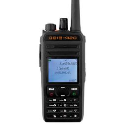 DSR Ultra-High Frequency, Portable Two-Way Radio Transceiver
