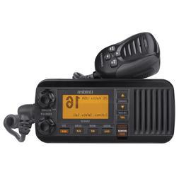 UM435BK - Uniden Fixed-Mount VHF Radio   with Handheld Micro