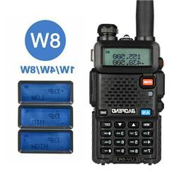 Baofeng UV-5R 8W High Powerful Two Way Radio Walkie Talkie 8