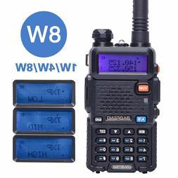 BaoFeng UV-5R 8W powerful Walkie Talkie 8Watts 10KM Triple-p