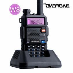 Baofeng UV-5R 8W Walkie Talkies 144/430MHz Dual Band VHF UHF