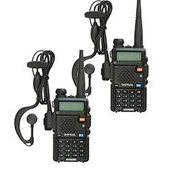 BaoFeng UV-5R Dual Band 136-174/400-480 MHz FM Ham Two Way R