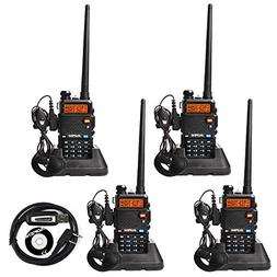 BaoFeng UV-5R Dual Band Two Way Radio  UHF/VHF 136-174/400-5