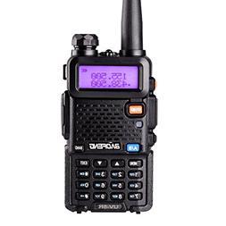 BaoFeng UV-5R Dual Band Two Way Radio Ham handheld Walkie Ta