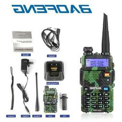 uv 5r green uhf vhf dual band