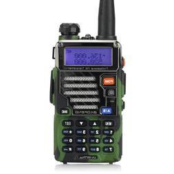 BaoFeng UV-5R Plus Qualette 5W Dual Band Two Way Radio Walki