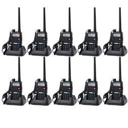 Baofeng UV-5R UHF/VHF 136-174/400-480 MHz Dual-Band CTCSS/DC