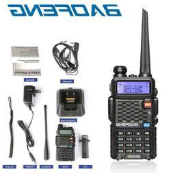 Baofeng UV-5R Walkie Talkies 2 way Radio Dual Band VHF UHF L