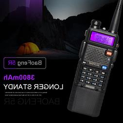 Baofeng UV-5R Walkie Talkies Two-way Radio Dual Band VHF/UHF